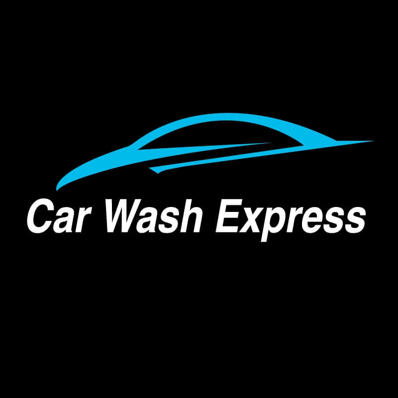 Logodesign Car Wash Exspress