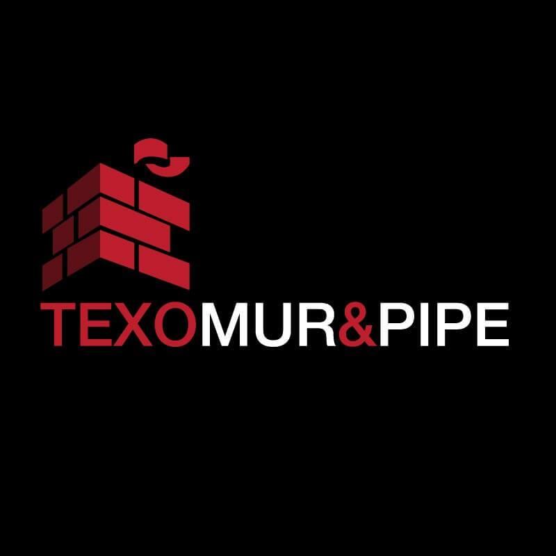 Logo Texo Mur og Pipe