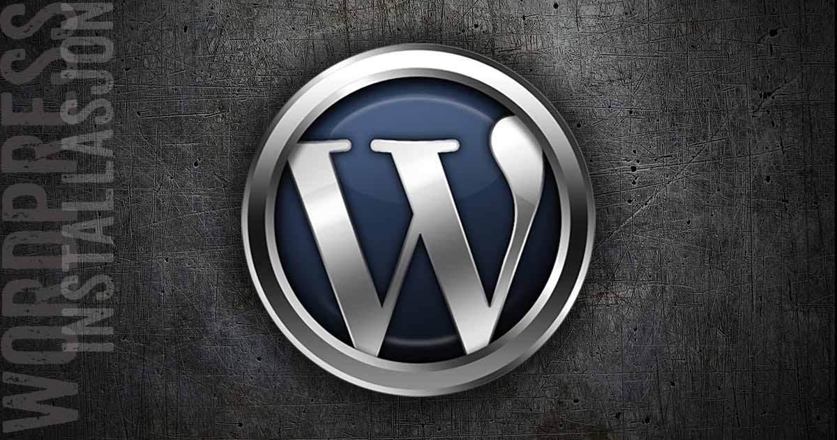 Bilde WordPress installasjon Lena Bee Webservice